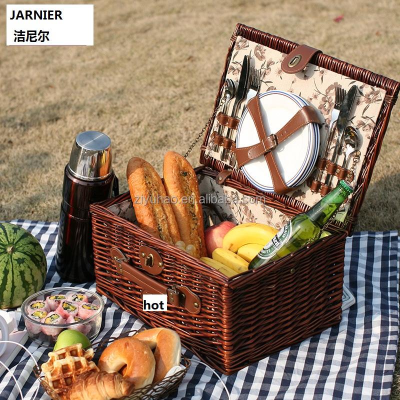 Picnic Basket Jakarta : New design rattan picnic basket hot selling outdoor