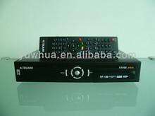AZclass S1000 PLUS STB with Full HD 1080P + Multi CAS + VFD Display,free IKS NAGRA3 digital receiver