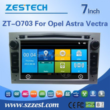 car accessories for Opel Astra bluetooth radio car gps navigation