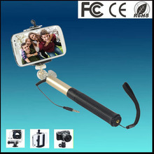 Extended Rotary battery operated hidden camera selfie stick