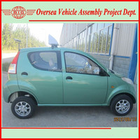 2015 new year the most popular 3 passengers and 1 driver eec m1 electric car