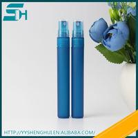 Mist Spray Pet Bottle Cylindrical Bottle 50ml plastic spray pen