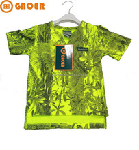customer camo T-shirt for hunting