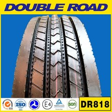 DOUBLE ROAD wholesale semi tires for trucks 285/75r24.5