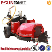 ESUN CLYG-TS500 500L Trailer high quality generator asphalt driveway crack filler