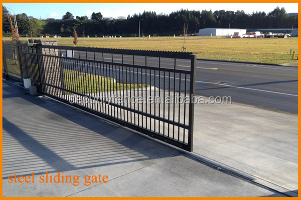 Alibaba Iso Factory High Quality Low Price Sliding Gate