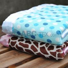 19% off all baby love MOQ 10pcs retail ultra soft Europe fashion hospital thermal blanket