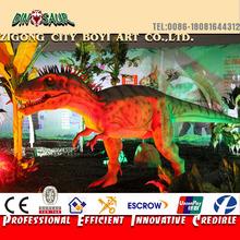 BYYS--Indoor Equipment Animatronic Dinosaur Model