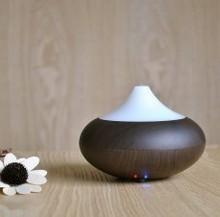 aroma diffuser, ozone power supply plastic diffuser mini Air Humidifier dark wood