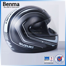 DOT ECE Certification and ABS Material motorcycle half face helmet