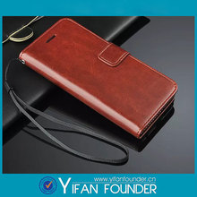 "Leather phone cover for iPhone 6 4.7"" , mobiles cover shell pu leather for iPhone 6 Plus 5.5"""