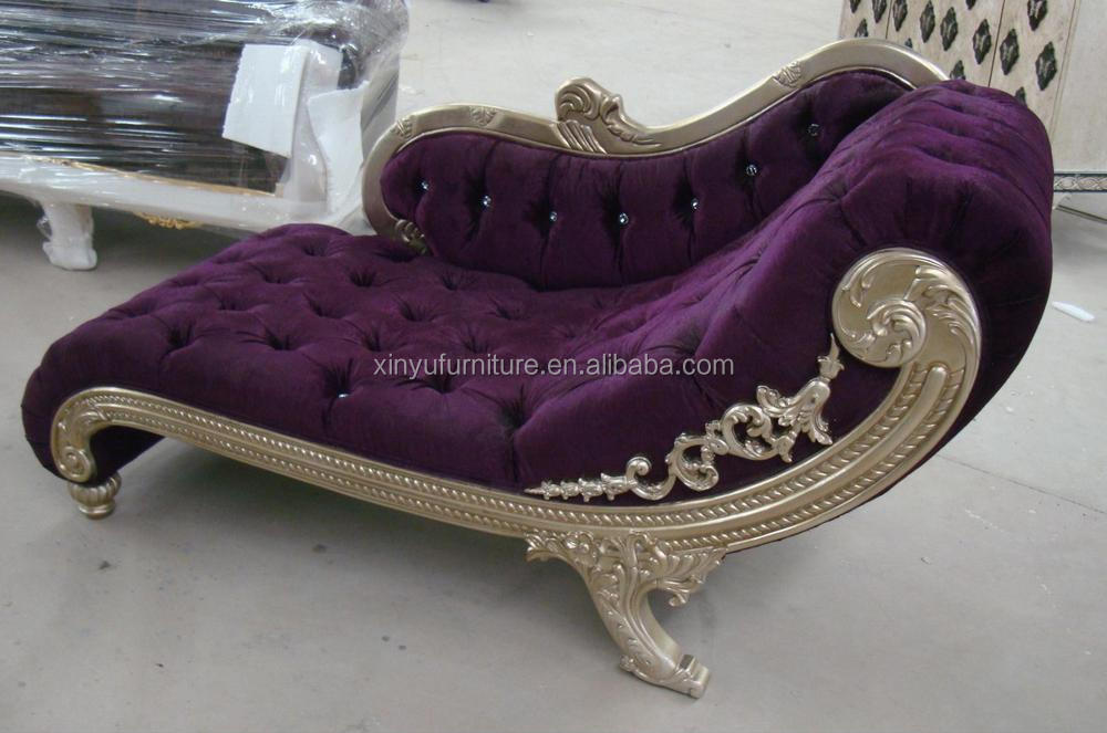 Antique leather chaise lounge for sale xyn347 view french for Antique chaise for sale