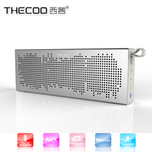 new products wholesale blue cube selfie bluetooth speaker with usb wirelesss charger
