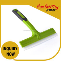 (CS-28660) CarSetCity Soft Silicone Head Glass Window Mirror Car Windshield Wiper Home Hosuehold Wash Squeegee