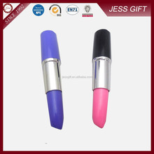 2015 New Lipstick Plastic Ballpoint Pen for Promotion