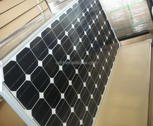 HIGH EFFICIENCY 175W photovoltaic solar panel with TUV IEC CE and ROHS etc.