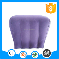 PVC sex inflatable wedge pillow
