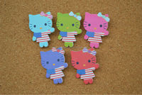 cute cat push pin Manufacturers