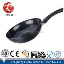 forged aluminium non-stick coating wok