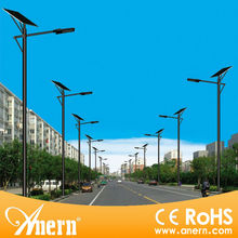 Anern all in one IP66 solar street light 60w
