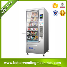 Promotional Automatic Small Combo Vending Machine for Snack and Drinks