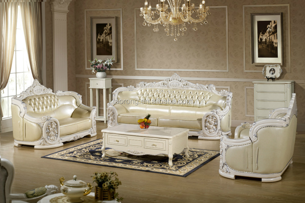 Italian Style Solid Wood Antique Living Room Furniture Set Trso 841 Buy Antique Living Room