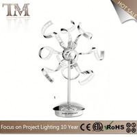 Latest Hot Selling!! Custom Design shadeless table lamps with competitive offer