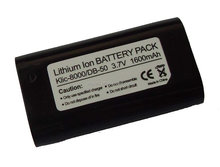 3.7v 1500mah battery powered digital camera for KODAK: KLIC-8000