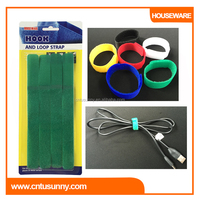 green welcro strip with high quality