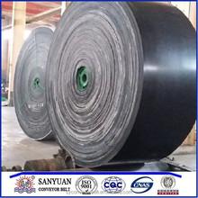 heat resistant rubber conveyor belt feeder belt manufacturer in China