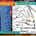 Instrumentos quirúrgicos ortopédicos