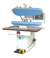 CLM Commercial laundry steam press iron for laundry store