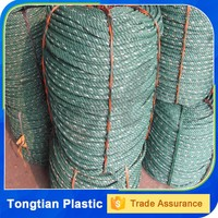 Recycled material pp plastic rope