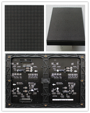 System Control Display The Namedays- P7.62 indoor Single Red LED Module 320*160mm---From Brilliant