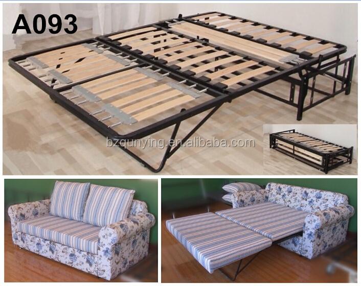 hot sale extending wooden sofa bed mechanism buy wooden bed rh alibaba com sofa bed support panels sofa bed support panel