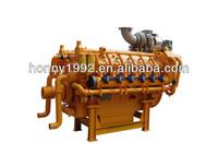Googol Diesel and Natural Gas 2 MW Dual Fuel Generator