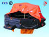 CCS EC MED approved Throw over type inflatable life raft