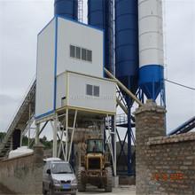Mozambique hot selling ready fixed belt conveyor batch plants concrete