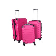 Wholesale colorful luggage cabin size luggage airport luggage
