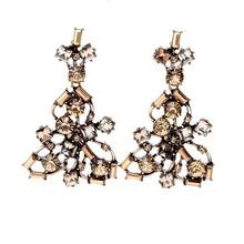 Fashion Wholesale 2015 New Design Big Statement Earring E10741