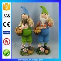 Cheap price resin custom garden gnomes