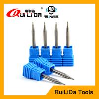 carbide solid cutting tools for aluminium