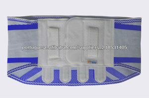 Nova r&d sustentação da cintura em malha de volta cinta cinto