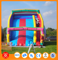 2015 summer exciting water sports large inflatable water slide for adult