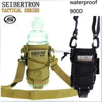 Seibertron Unisex Tactical Durable UV Resistant H2O Carrier/Bottle Holder