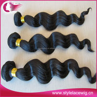 One Donor Full Cuticle Best Raw Unprocessed Cheap Virgin Natural Brazilian Wavy Hair
