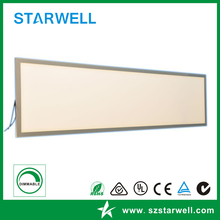 High-end promotional 30x120 led panel light in china