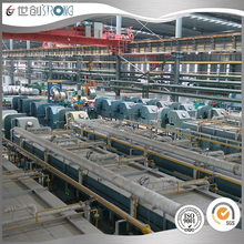 Energy Saving Heating Furnace Gas Melting Furnace