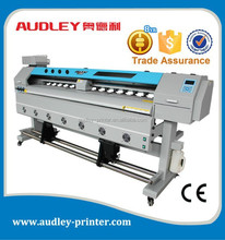 Audley ADL-1971 eco solvent china printer dx7/plotter with CE/1.8m/1.6m/3.2m