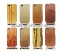 Factory Wholesale case mobile wood mobile phone holder for iphone 5/6 for iphone wood case netherlands